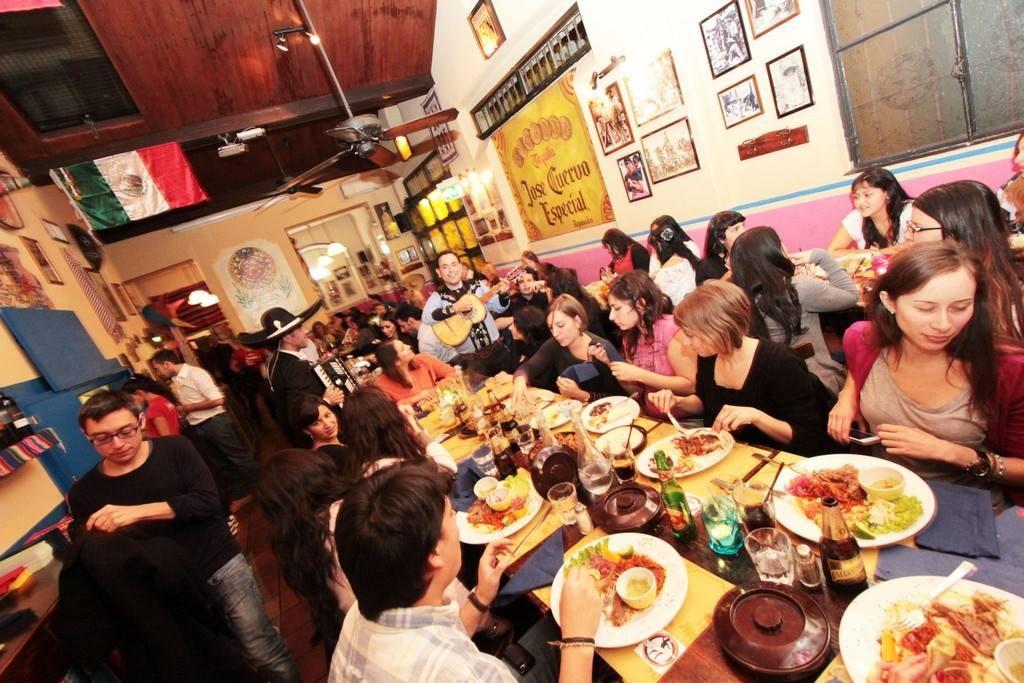 Primo ristorante messicano a Milano